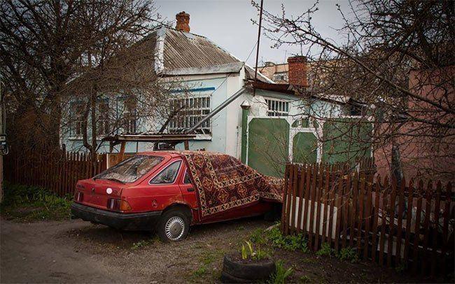 Креативность русских людей