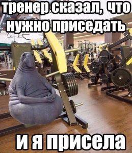 Немного юмора о похудении