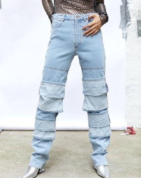 Кажется уже хватит издеваться над джинсами
