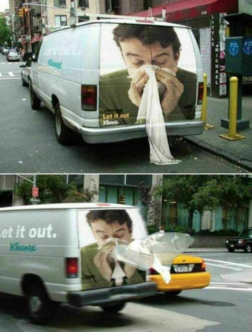 Гениальная реклама, которая не раздражает
