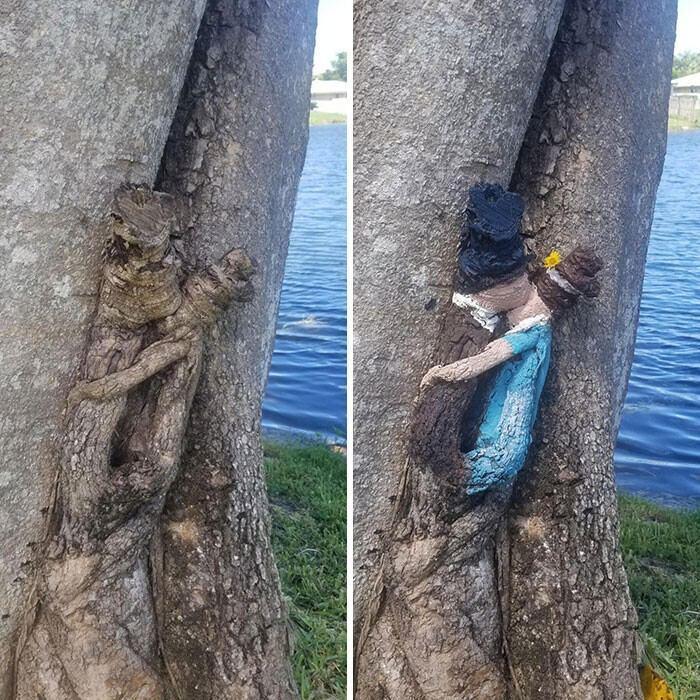 Природа шутит