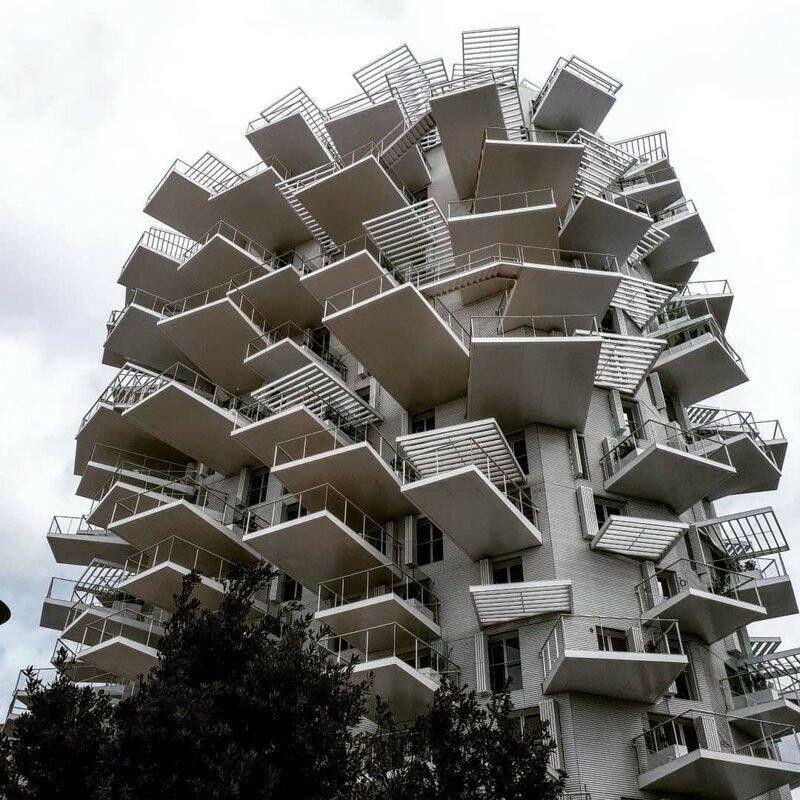 Когда хочется иметь свой балкон