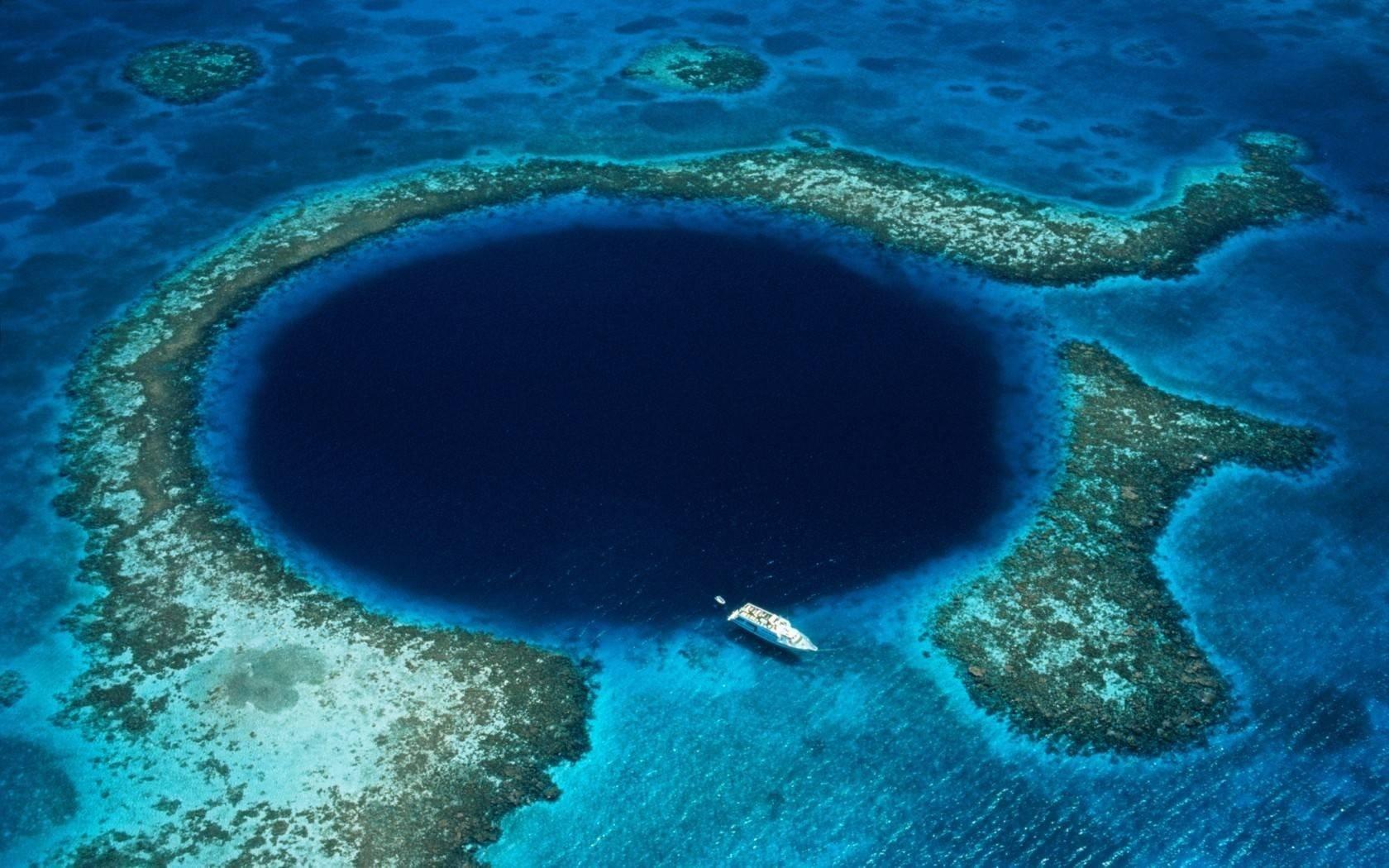 Самая глубокая точка океана
