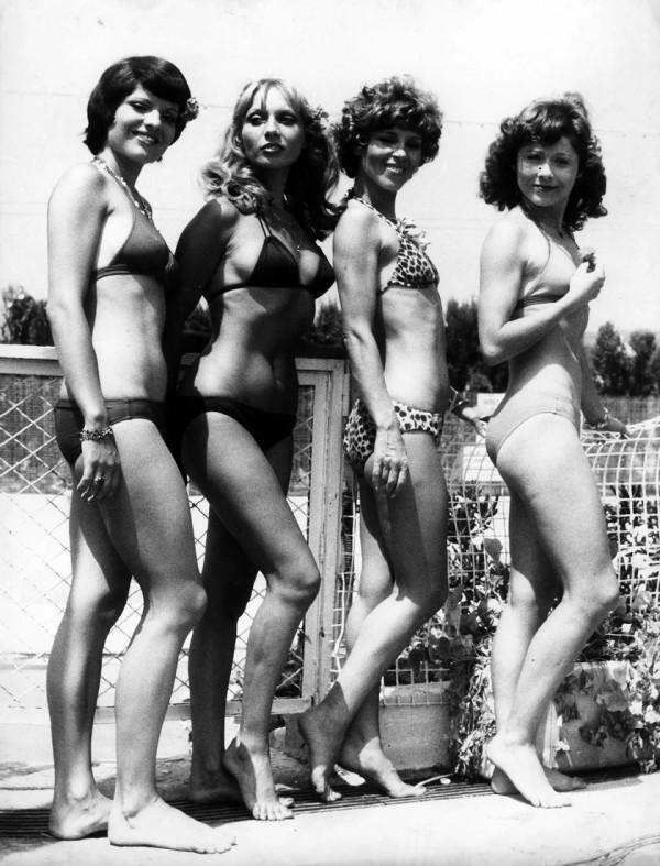 День рождения бикини: известному купальнику 75 лет