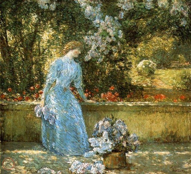 Работы Чайльда Гассама (1859-1935)