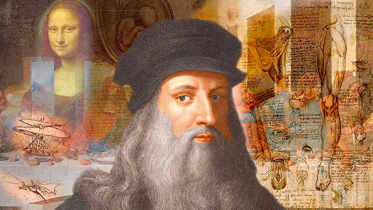 Многоликий Леонардо да Винчи