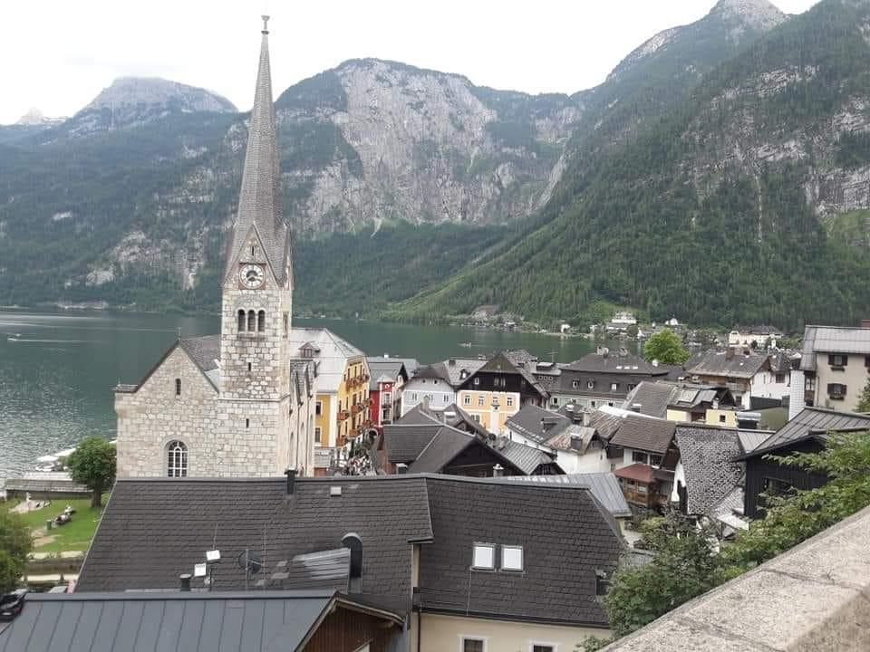 Хальштатт. Австрия
