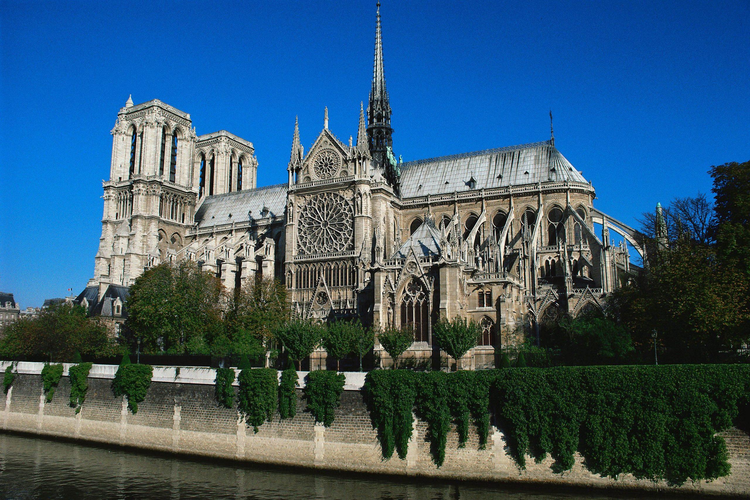 Нотр-Дам. Париж