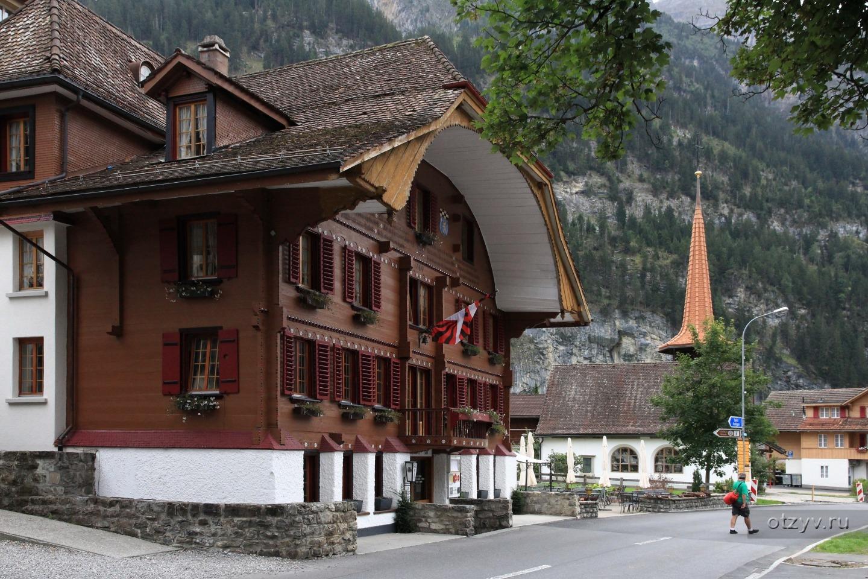 Кандерштег. Швейцария