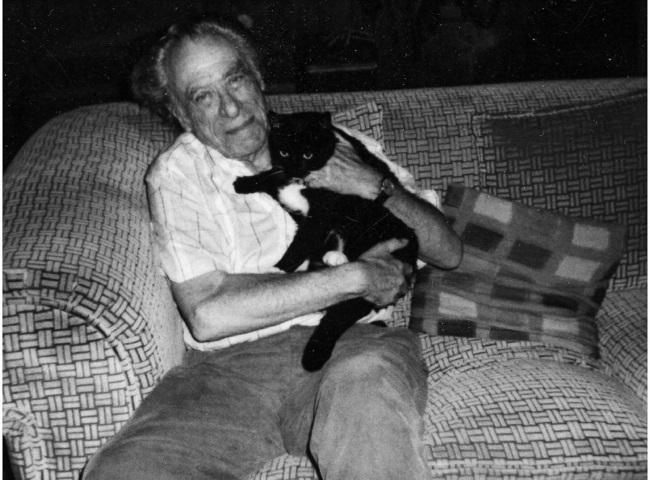 Чарльз Буковски, «История одного упрямого сукина сына»