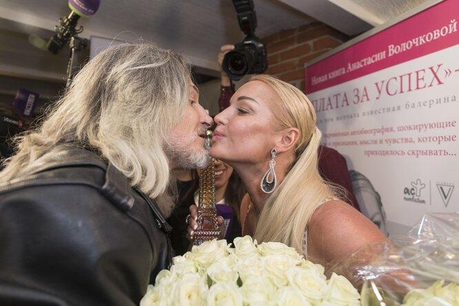 Никита Джигурда об близости с Анастасией Волочковой: «Она суперсексуальная!»