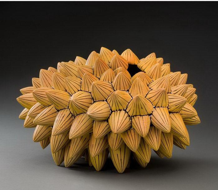Яркие, сочные и аппетитные работы американского керамиста