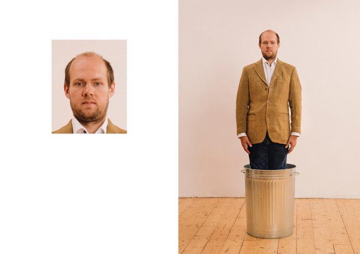 Смешной фотопроект фотографа из Германии