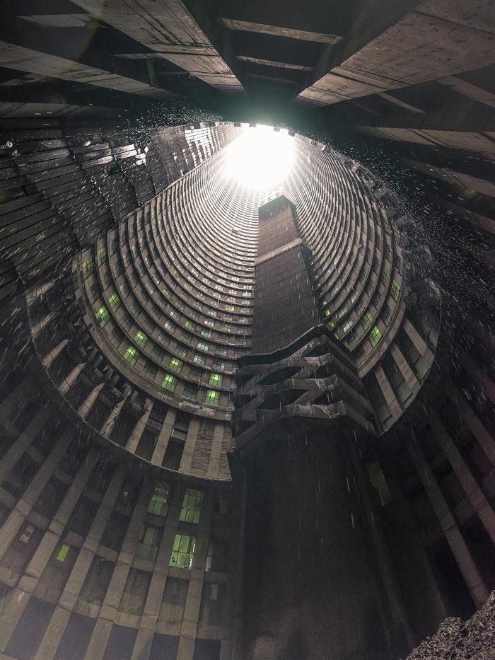 Гонконг, Нью-Йорк и другие гиганты в объективе
