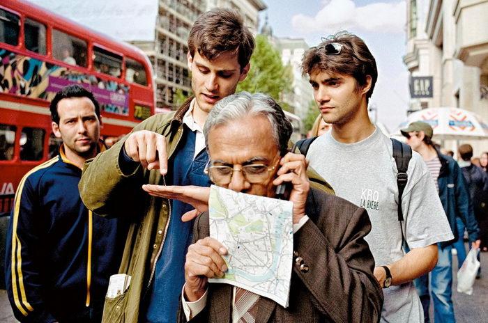 Быстрые, резкие и остроумные фото Лондона