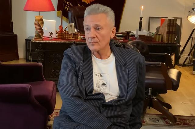 Олег Меньшиков признался, что пережил кому