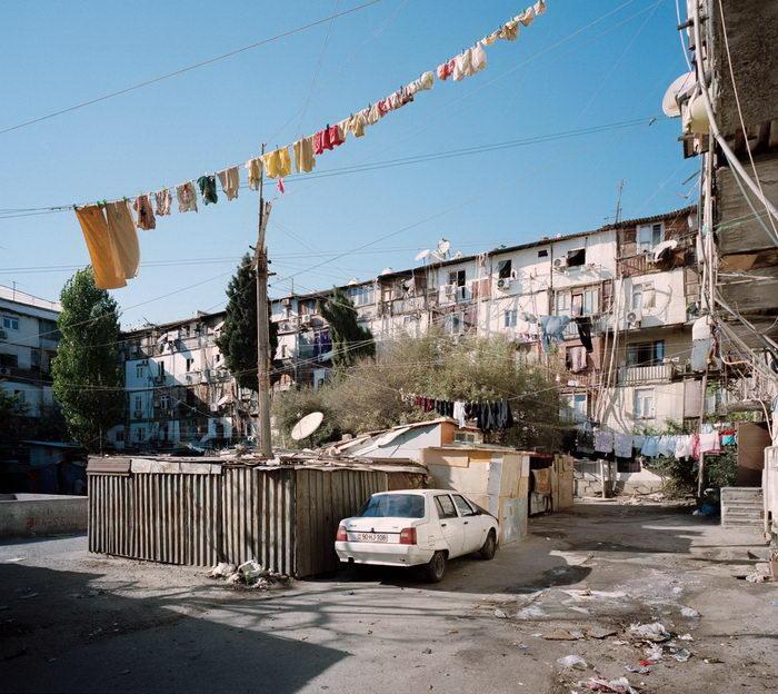 Из старого азиатского города — в современный мегаполис