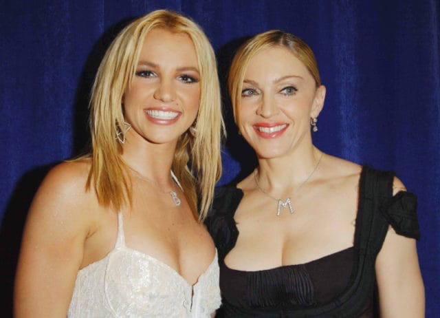 Мадонна наконец-то вступилась за Бритни Спирс в деле об опеке