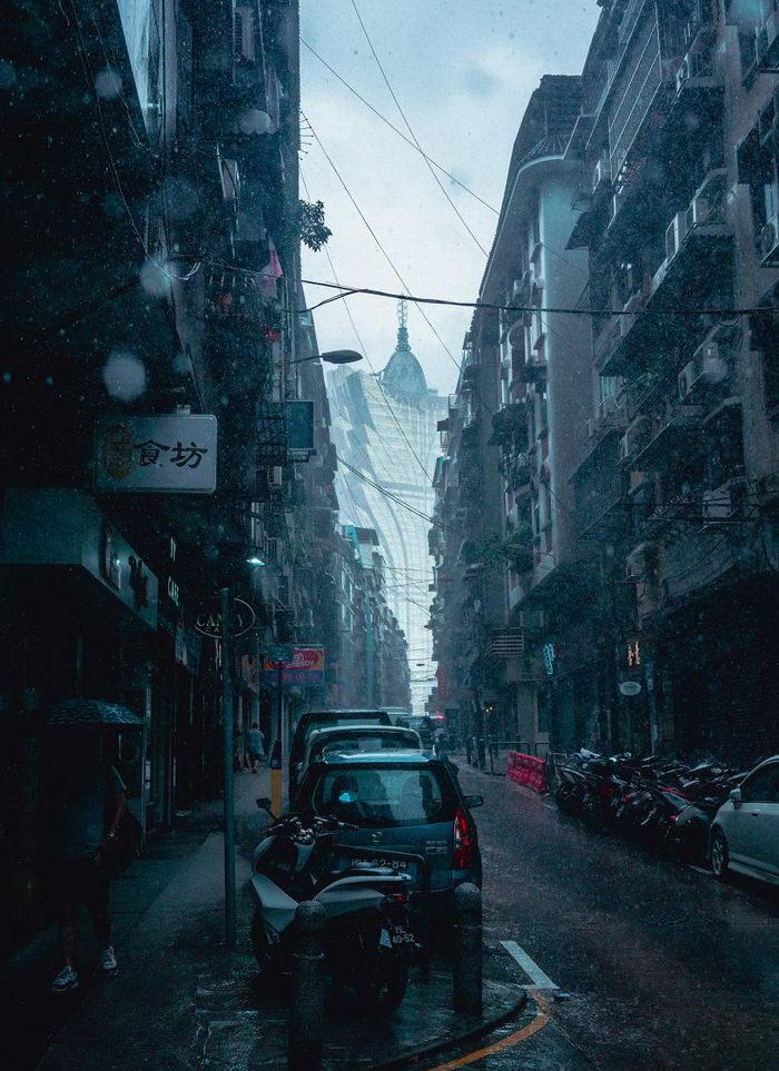 Путешествие от Кореи до Макао