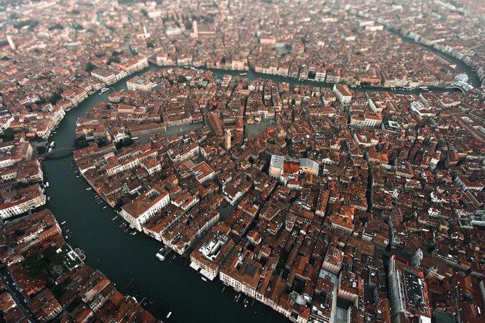 Невероятно красивый город