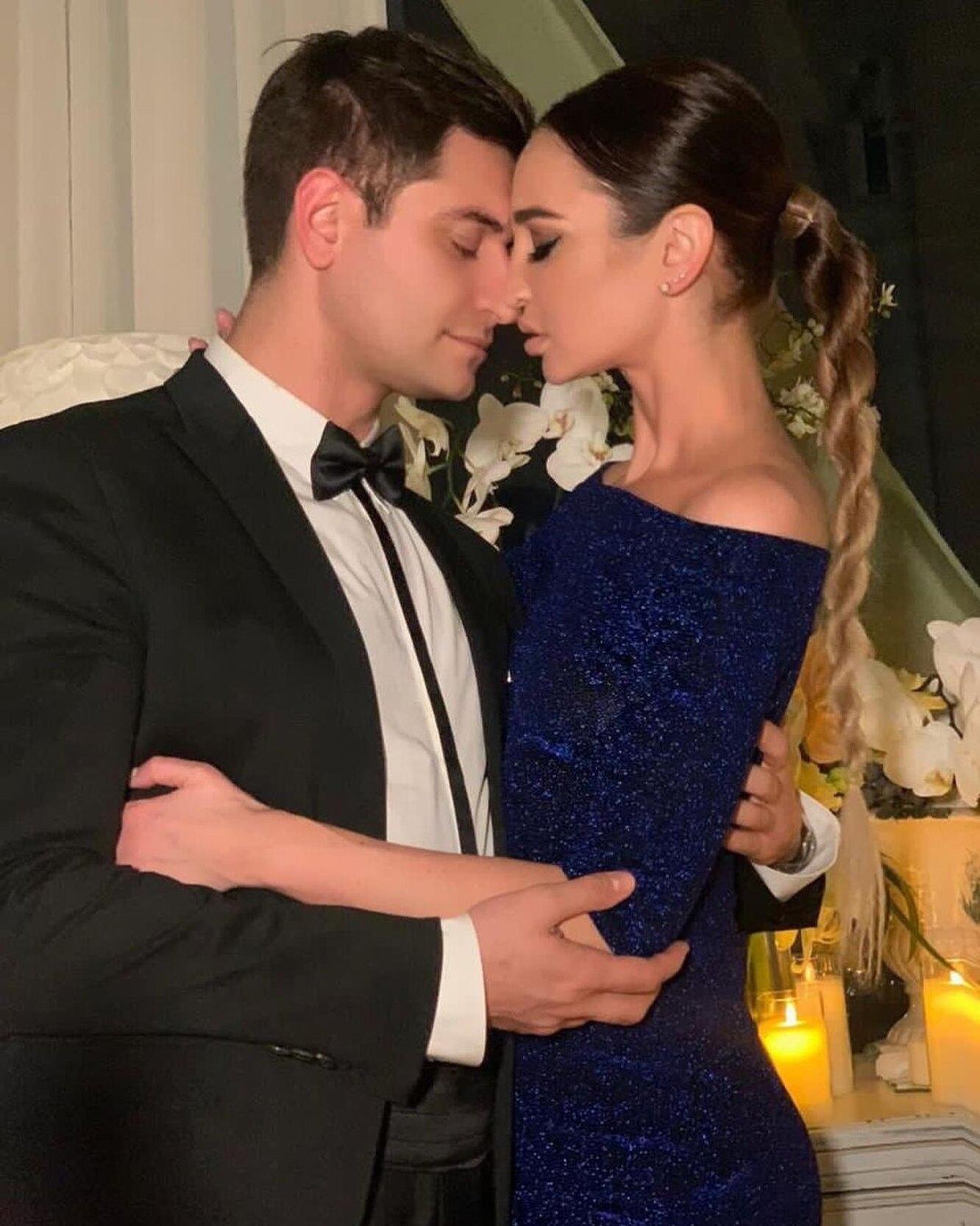 Давид Манукян рассказал про свадьбу с Ольгой Бузовой