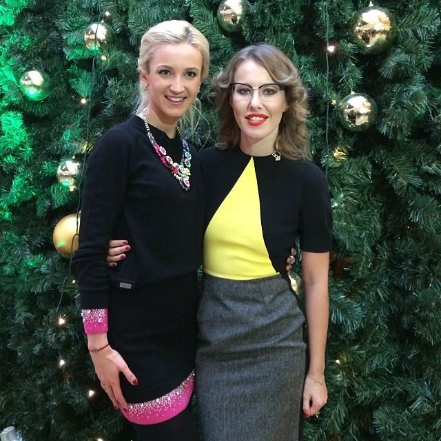 Ксения Собчак выразила мнение насчет шоу Ольги Бузовой на «Яндекс.Музыке»