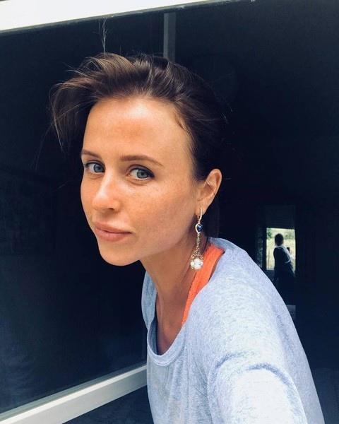Мирослава Карпович прокомментировала свою худобу