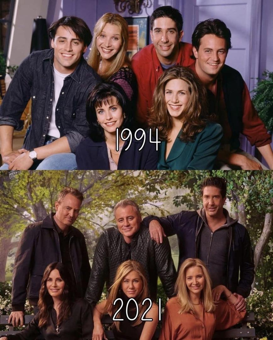 Актеры сериала «Друзья» подтвердили, что больше никогда не воссоединятся на экране