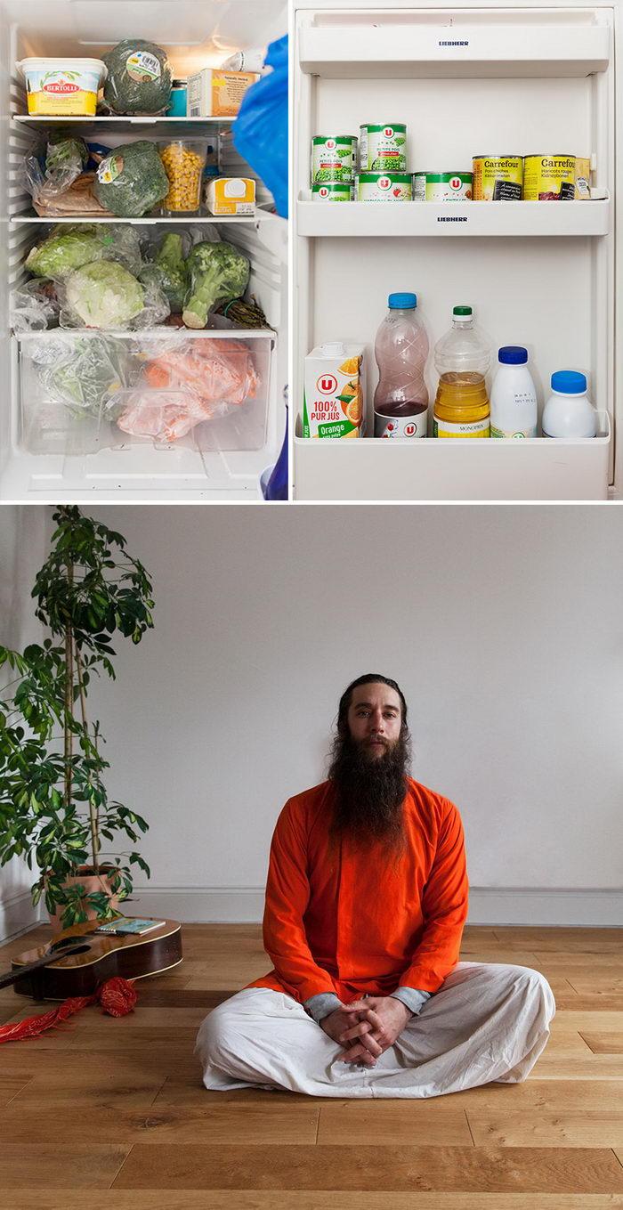 Люди и их холодильники