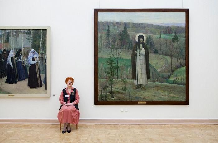 Стражи Эрмитажа, Третьяковки и Русского музея