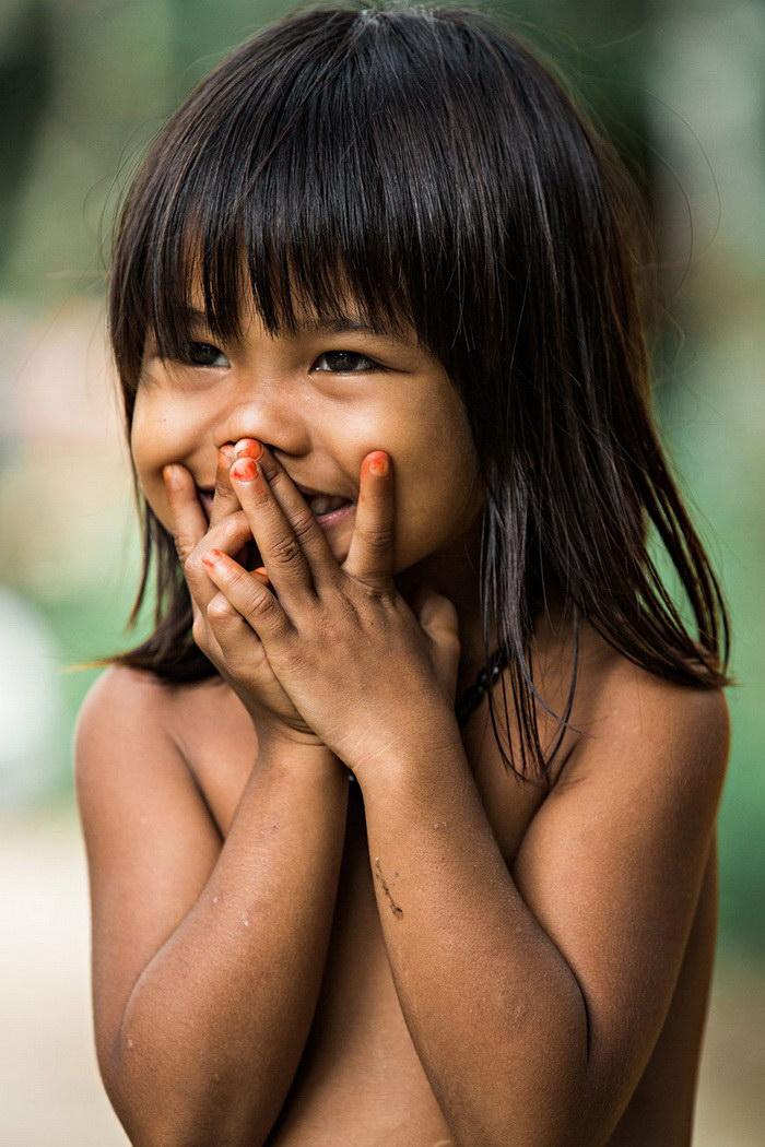 Удивительные фотографии, на которых вьетнамцы делятся счастливыми улыбками