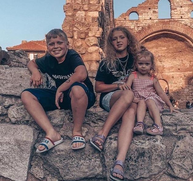 Сергей Сафронов показал детей от разных браков