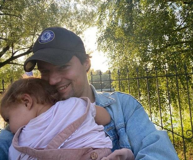 Данила Козловский поделился нежным снимком с дочкой