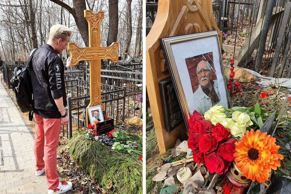 Установка памятника Джигарханяну обернулась грандиозным скандалом