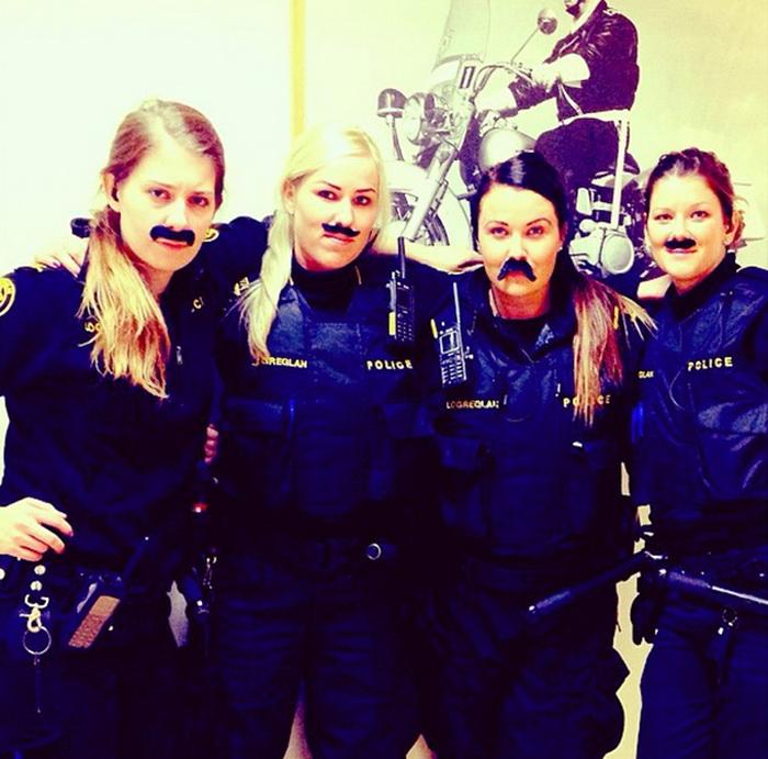 Instagram полиции Исландии