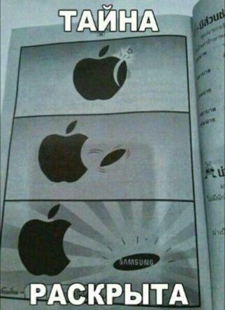 Iphone или Samsung